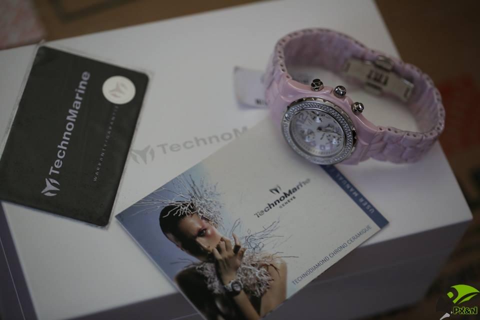 đồng hồ nữ hiệu technomarine